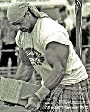 Strongman Legend Manfred Hoerbel