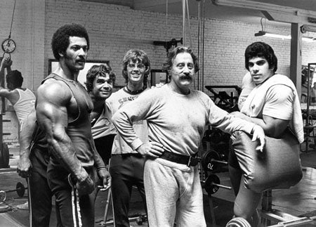 Manuel Perry - Denny Gable and Lou Ferrigno