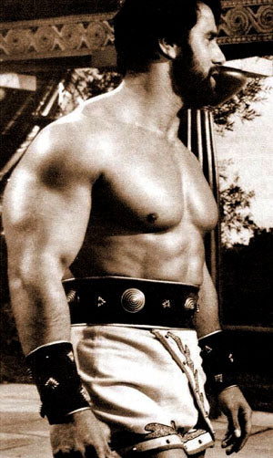 Massive Reg Park as Hercules