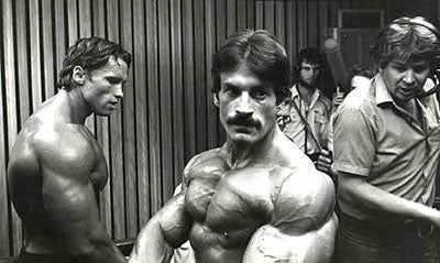 Mike Mentzer - 1980 Mr Olympia