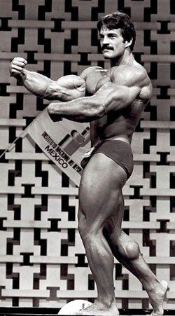 Mike Mentzer - Bodybuilding Legend