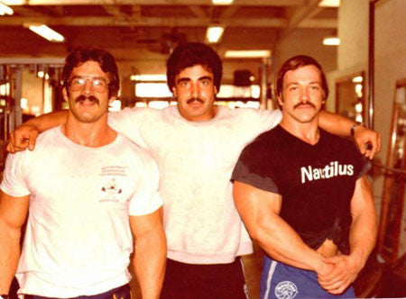Mike Mentzer - Samir Bannout and Casey Viator