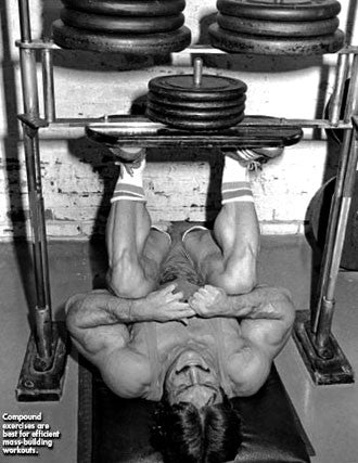 Mike Mentzer - Vertical Leg Press Machine