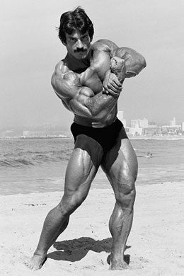 Mike Mentzer Biceps Flex