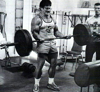 Mike Mentzer Forced Reps