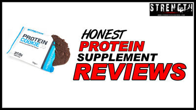MyProtein Double Chocolate Chip Protein Cookie Review