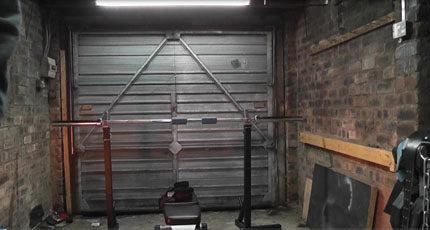 Starting a home garage gym gym equipment recommendations