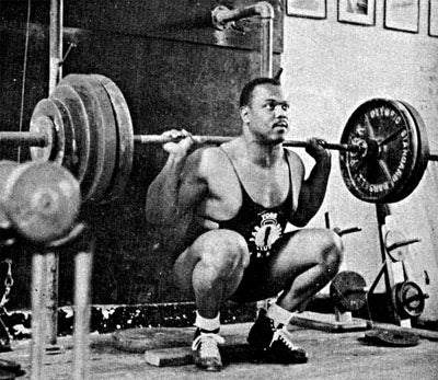 Olympic Lifting Legend - John Davis