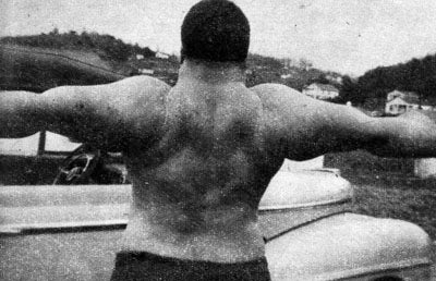 Strongman Paul Anderson