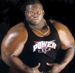 Powerlifter Big James Henderson