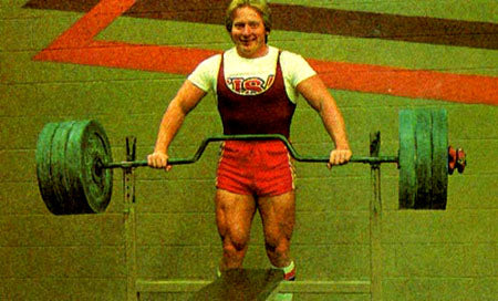 RIP Powerlifter Mike MacDonald - Worlds Greatest Raw Bench