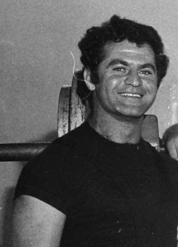 RIP Powerlifting Champion Peter Fiore