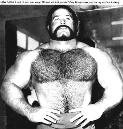 Powerlifting Legend Doug Young
