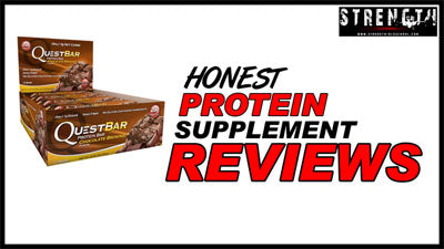 Quest Protein Bar - Chocolate Brownie Flavour Review
