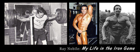 Ray Nobile - My Life in the Iron Game