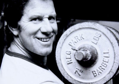 Reg Park - Bodybuilding Legend