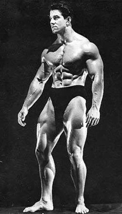 Reg Park Power Training