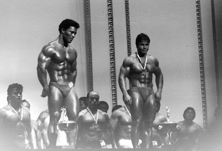 Rick Wayne Vs Franco Columbu
