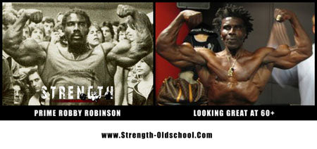 Robby Robinson - Then and Now