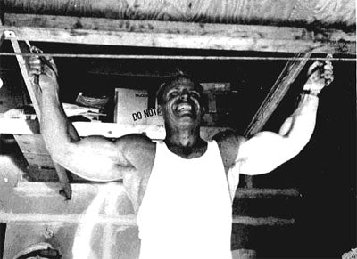 Chuck Sipes - Bodybuilding and Strength Legend