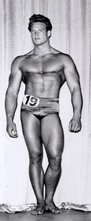 Bodybuilding Legend Steve Reeves