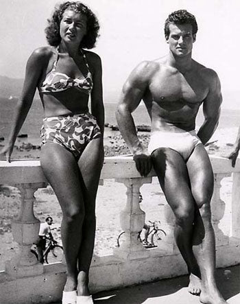 Steve Reeves - The Ultimate Physique