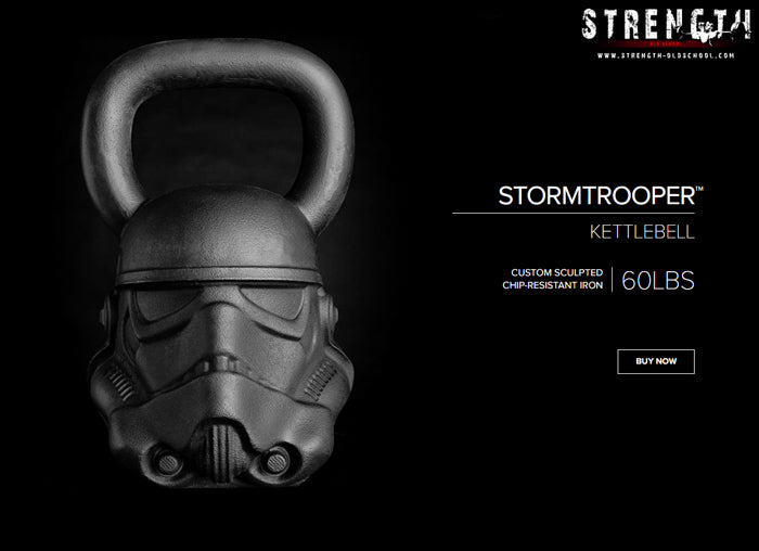 StormTrooper Kettlebell by Onnit