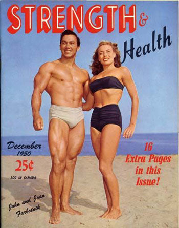 Strength and Health Magazine