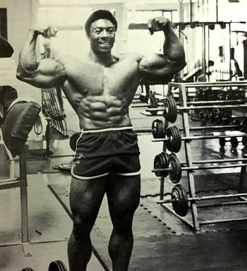 Bodybuilder David Johns