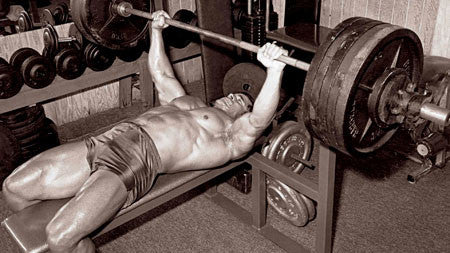 Bodybuilder Franco Columbu