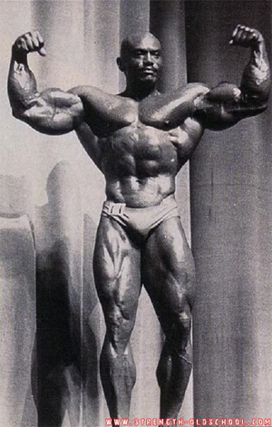 The Myth Sergio Oliva