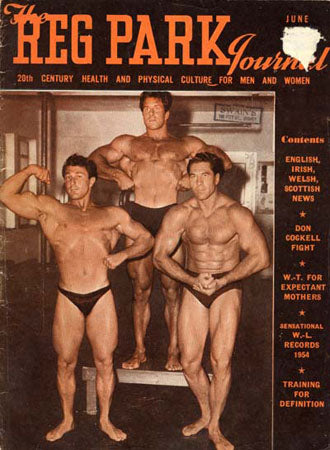 The Reg Park Journal