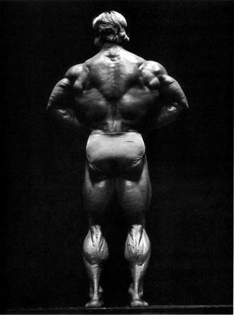 The Calves of Bodybuilding Legend Tom Platz