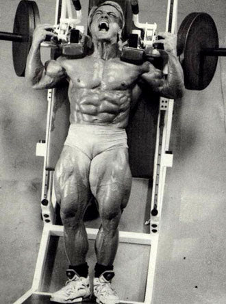 Tom Platz Hack Squat
