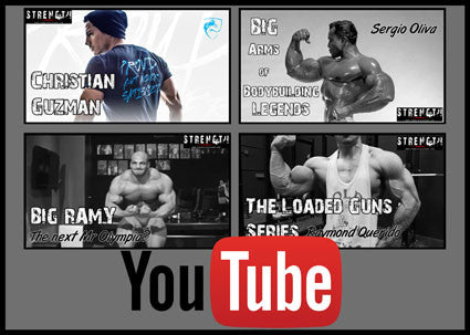 Bodybuilding Youtube Video Production Service