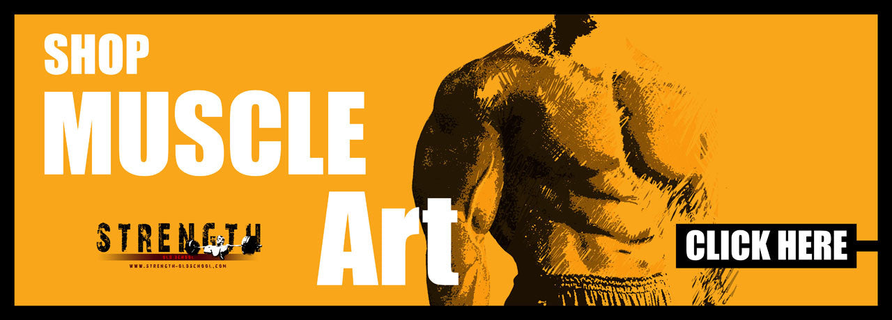 Shop Muscle Art
