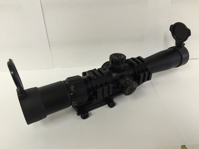 2-7X32 BE Scope - Ultimateairsoft fun guns cqb airsoft