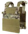 VANQUISH PLATE CARRIER WITH MULTICAM® - Ultimateairsoft fun guns cqb airsoft