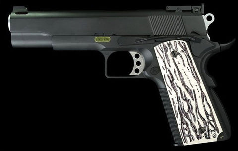 WE 1911 Antler Grip