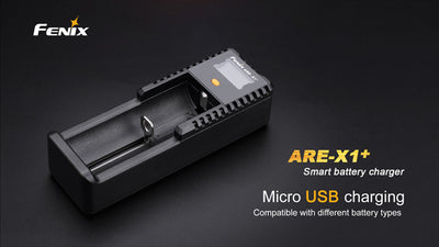 Fenix ARE-X1 Smart Charger - Ultimateairsoft fun guns cqb airsoft