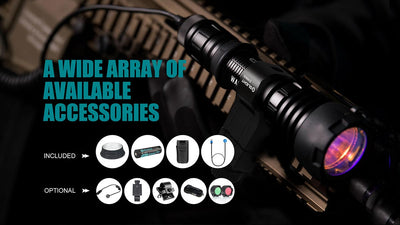 Olight Warrior X - Ultimateairsoft fun guns cqb airsoft