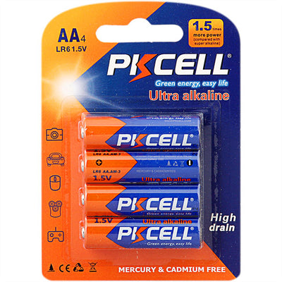 PKCELL Batteries - Ultimate Airsoft