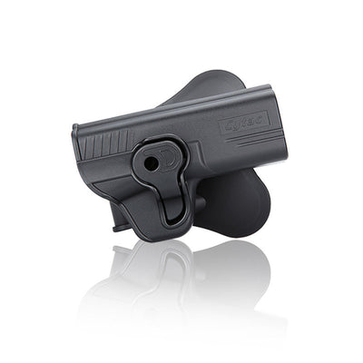CYTAC MP9 Holster - Ultimateairsoft fun guns cqb airsoft