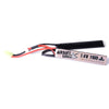 Airsoft Logic 7.4v LiPo 1100 mAh Nunchuck - Ultimateairsoft fun guns cqb airsoft