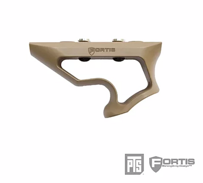 PTS Fortis SHIFT Short Angle Grip M-LOK - Ultimateairsoft fun guns cqb airsoft