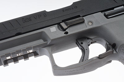 Umarex VP9 GBB Pistol - Grey (Asia Version)