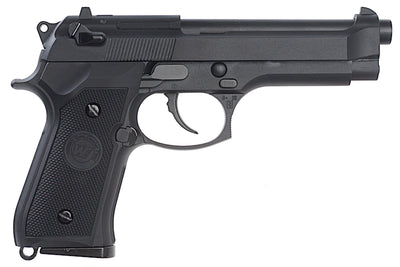 WE M92F (Black / No Markings) - Ultimateairsoft fun guns cqb airsoft