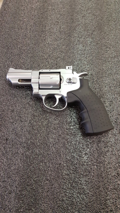 BCS FULL METAL REVOLVER - Ultimateairsoft fun guns cqb airsoft