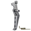 CNC Aluminum Advanced Trigger (Style E) (Titan) - Ultimateairsoft fun guns cqb airsoft