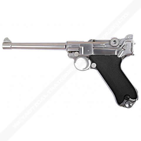 P08 M SILVER LUGER
